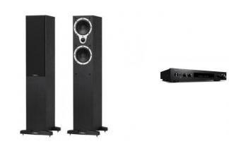 PIONEER SX-S30D + TANNOY ECLIPSE THREE