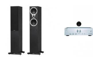 ONKYO A-9010 BT + TANNOY ECLIPSE THREE