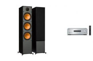 MONITOR AUDIO MONITOR 300 + gratis R-S202D s