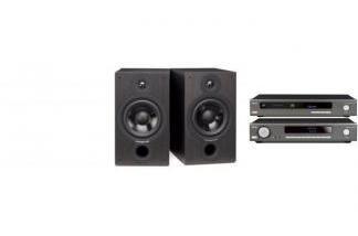 ARCAM SA10 + CDS50 + CAMBRIDGE AUDIO SX60