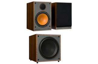 MONITOR AUDIO MONITOR 100 + MRW-10 br