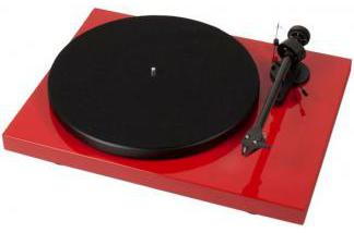 PRO-JECT DEBUT CARBON DC OM10 RED