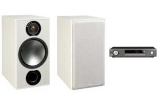 ARCAM SA10 + MONITOR AUDIO BRONZE 2 W