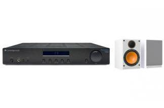 CAMBRIDGE AUDIO AM10 + MONITOR AUDIO MONITOR 100 w
