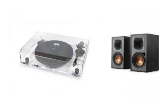 PRO-JECT 2-XPERIENCE PRIMARY ACRYL z 2M-RED + KLIPSCH R-51PM