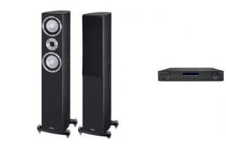 CAMBRIDGE AUDIO AM10 + MAGNAT QUANTUM 725