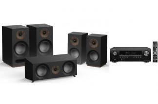 DENON AVR-S650H + JAMO S803 HCS