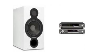 ARCAM SA10 + CDS50 + CAMBRIDGE AUDIO AEROMAX 2 W