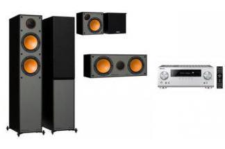 PIONEER VSX-933 S + MONITOR AUDIO MONITOR 200 br 5.0