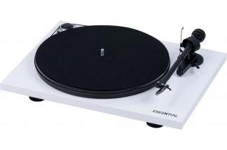 PRO-JECT ESSENTIAL III BT white