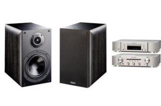 MARANTZ PM6007 S + CD6007 + INDIANA LINE NOTA 260