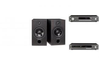 ARCAM SA20 + CDS50 + CAMBRIDGE AUDIO SX60