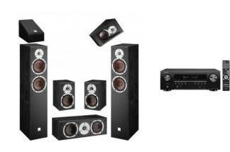DENON AVR-S750H + DALI SPEKTOR 6 ATMOS