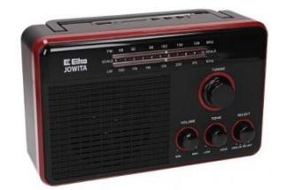 Eltra Radio JOWITA czarna