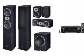DENON AVR-X1500H + HECO PRIME 502 + SUB 252A
