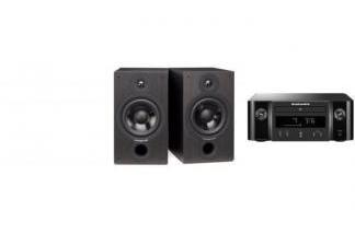 MARANTZ MCR612 + CAMBRIDGE AUDIO SX60