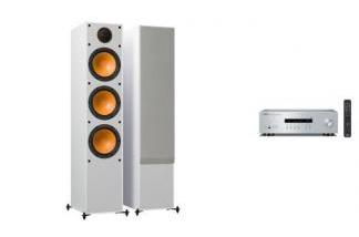 MONITOR AUDIO MONITOR 300 w + gratis R-S202D s