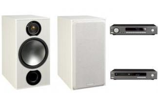 ARCAM SA20 + CDS50 + MONITOR AUDIO BRONZE 2 W