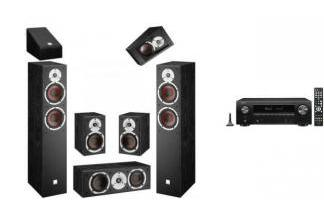 DENON AVR-X1500H + DALI SPEKTOR 6 ATMOS
