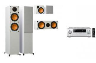 PIONEER VSX-933 S + MONITOR AUDIO MONITOR 200 w 5.0