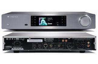 CAMBRIDGE AUDIO CXN V2 silver