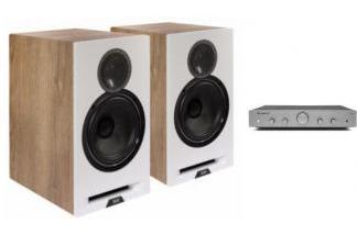CAMBRIDGE AUDIO AXA25 + ELAC REFERENCE B6 dab
