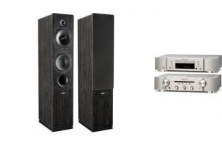 MARANTZ PM6007 S + CD6007 + INDIANA LINE TESI 561