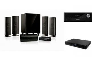 HARMAN KARDON AVR151 + HD3700 + HKTS65BQ