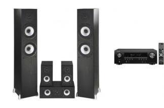 DENON AVR-S750H + WILSON CINEMATIC