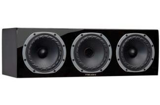 FYNE AUDIO F500C czarny HGL
