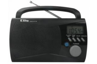 Eltra Radio KINGA 2 Czarny