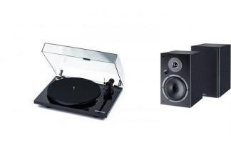 PRO-JECT ESSENTIAL III + MAGNAT MONITOR REFERENCE A3