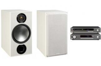 ARCAM SA10 + CDS50 + MONITOR AUDIO BRONZE 2 W
