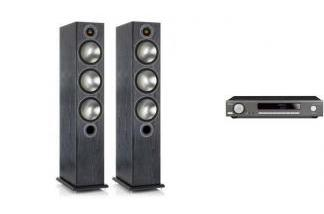 ARCAM SA10 + MONITOR AUDIO BRONZE 6
