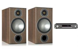 ARCAM SA10 + MONITOR AUDIO BRONZE 2 BR