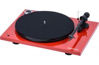 PRO-JECT ESSENTIAL III RECORDMASTER red