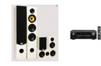 DENON AVR-S650H + TAGA HARMONY TAV-506 w