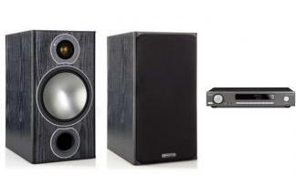 ARCAM SA10 + MONITOR AUDIO BRONZE 2