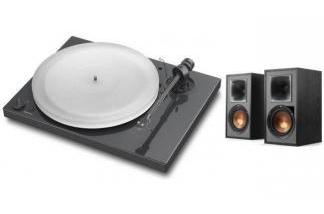 PRO-JECT 1-XPRESSION III COMFORT z 2M-RED + KLIPSCH R-51PM