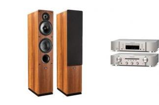 DENON PM6007 S + CD6007 + INDIANA LINE TESI 561 XL