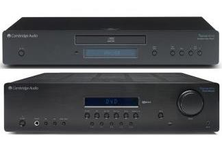 CAMBRIDGE AUDIO SR10V2 + CD10